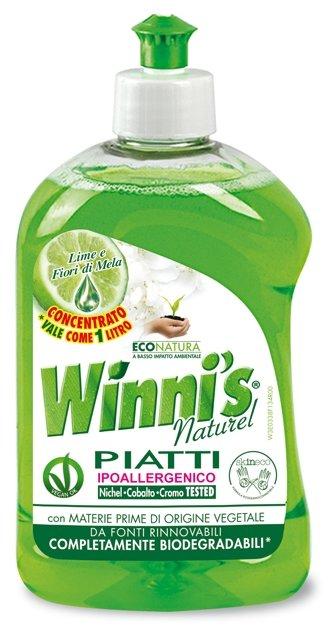 Winni's Средство для мытья посуды Lime