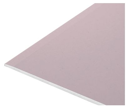 Гипсокартонный лист (ГКЛ) KNAUF ГСП-DF огнестойкий 3000х1200х12.5мм