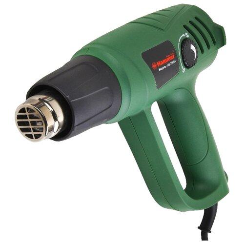 Строительный фен Hammer HG2000A Case 2000 Вт