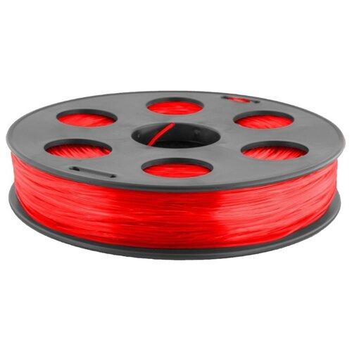 PETG пруток BestFilament 1.75 мм красный 0.5 кг
