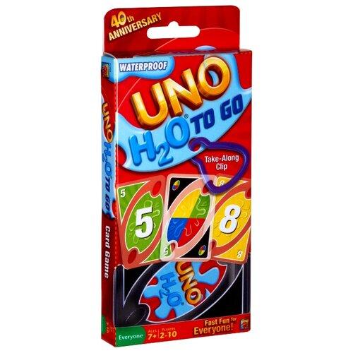 Фото - Настольная игра Mattel Uno H2O P1703 настольная игра mattel uno w2087