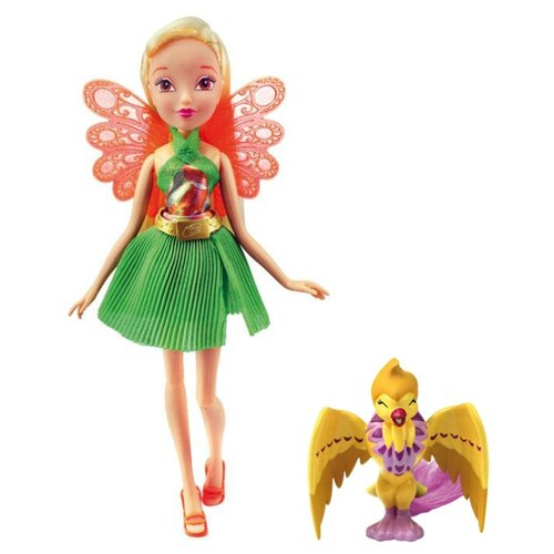 Кукла Winx Club Волшебный питомец Стелла, 27 см, IW01221503