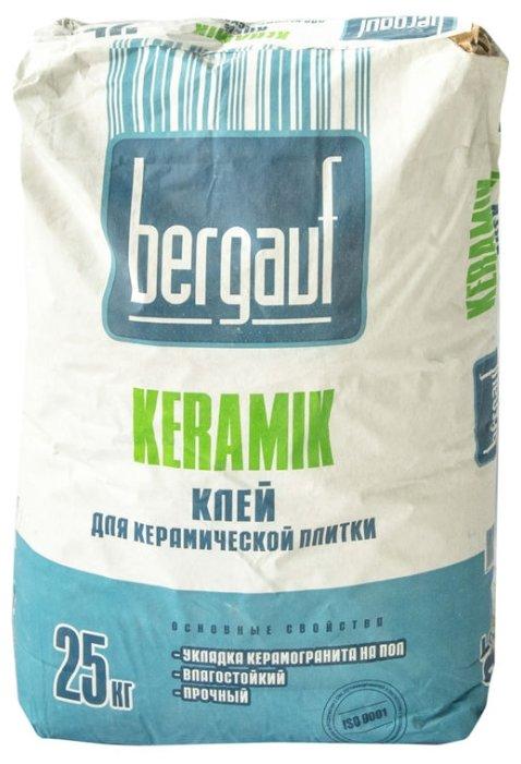 Клей Bergauf Keramik 25 кг