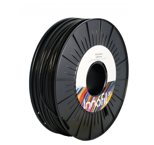 ABS пруток Innofil3D 3.00 мм черный