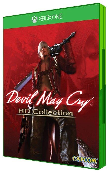 Devil May Cry HD Collection — купить по выгодной цене на Яндекс.Маркете