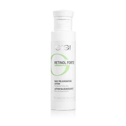 Gigi лосьон для лица Retinol Forte Daily Rejuvenation Lotion для нормальной и сухой кожи 120 мл лосьон биодерм gigi