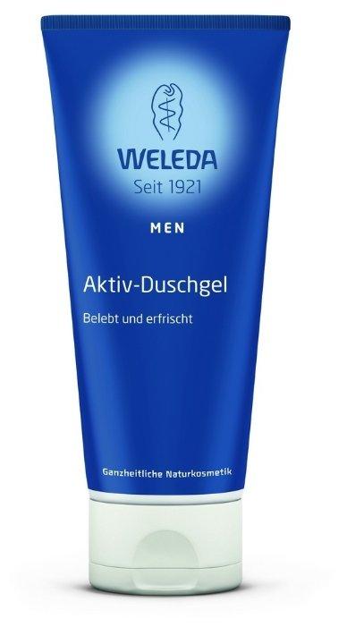 Гель для душа Weleda Men Aktiv-Duschgel
