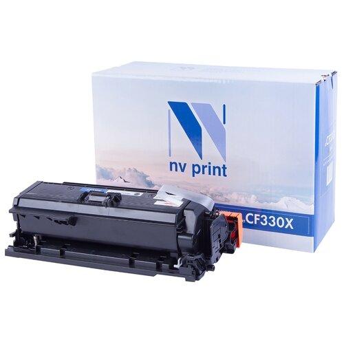 Фото - Картридж NV Print CF330X для HP, совместимый картридж nv print cb383a для hp совместимый