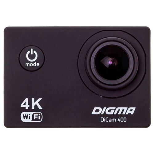 Купить Экшн-камера Digma DiCam 400 черный