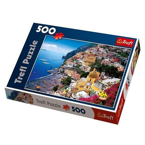 Пазл Trefl Позитано - Италия (37145), 500 дет. пазл trefl винтаж 37240 500 дет