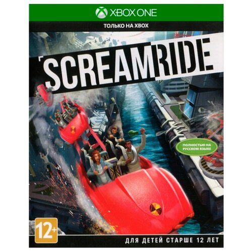 Игра для Xbox ONE ScreamRide