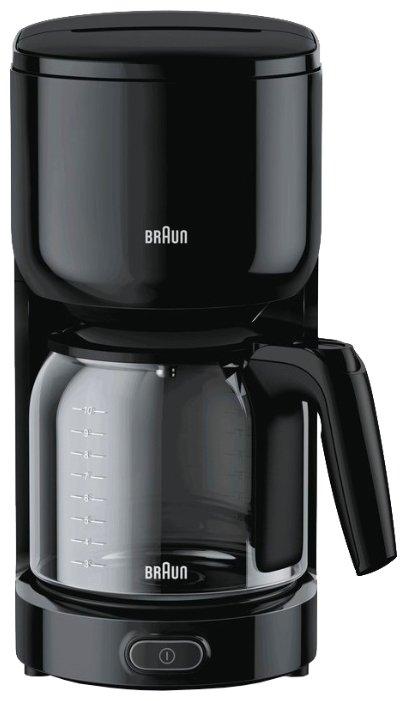 Braun Капельная кофеварка Braun KF 3120
