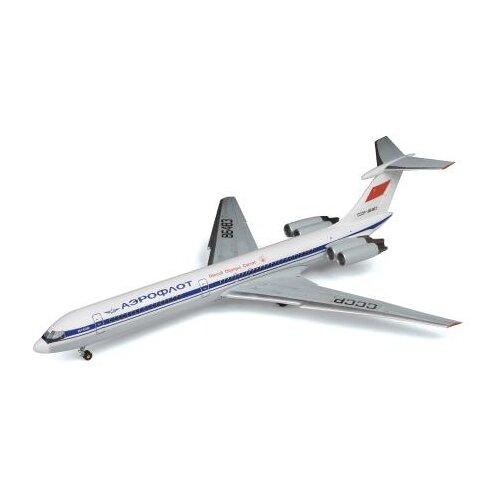 Сборная модель ZVEZDA Советский пассажирский авиалайнер Ил-62М (7013) 1:144, Сборные модели  - купить со скидкой