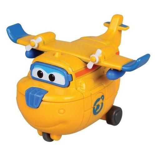 Самолет Auldey Super Wings Донни (YW710012) 7 см желтый