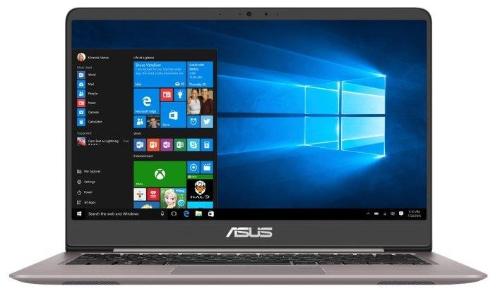 Ноутбук ASUS ZenBook UX410 — купить по выгодной цене на Яндекс.Маркете