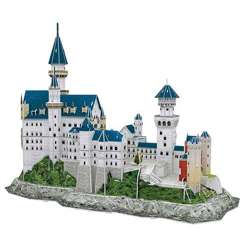 3D-пазл CubicFun Замок Нойшванштайн (MC062h), 98 дет.