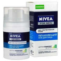 Nivea Гель Увлажняющий Active Comfort System Nivea Men