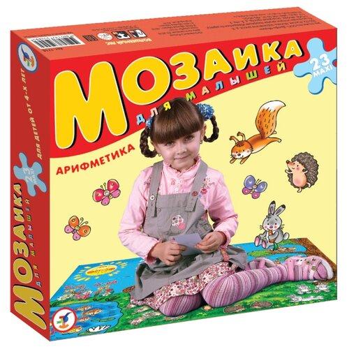 Купить Рамка-вкладыш Дрофа-Медиа Арифметика (2403), 23 дет., Пазлы