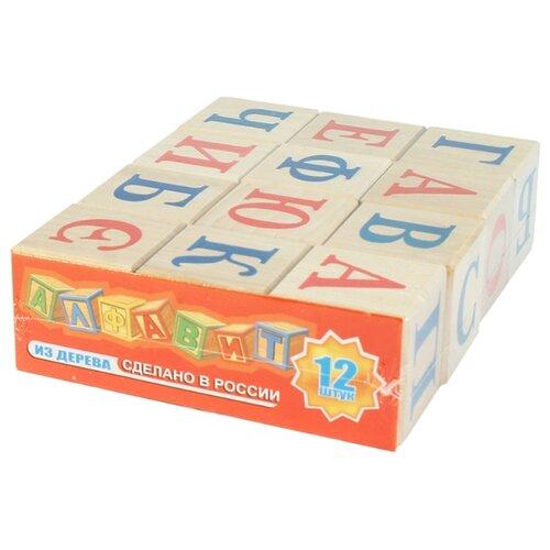 Кубики Теремок (Пелси) Алфавит И668