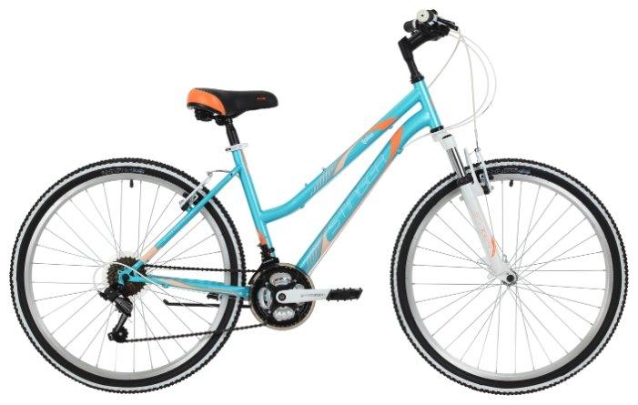 Велосипеды Горные Stels Navigator 650 D 26 V010 (2018) Синий 16 ростовка