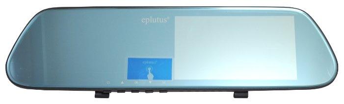 Видеорегистратор Eplutus D08, 2 камеры