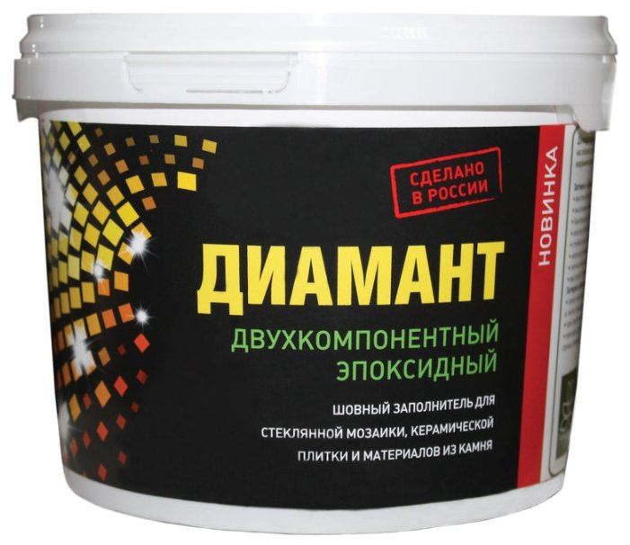 Затирка Живая краска Диамант 2.5 кг