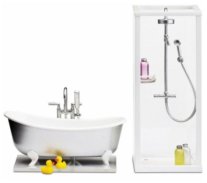 Lundby Набор мебели для ванной комнаты Смоланд (LB_60208900)
