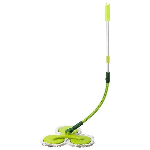 Швабра VANI V 1533-A зеленый/желтый
