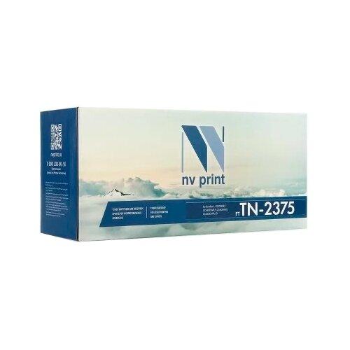 Фото - Картридж NV Print TN-2375 для Brother, совместимый картридж nv print совместимый canon 726 для lbp 6200d 2100k
