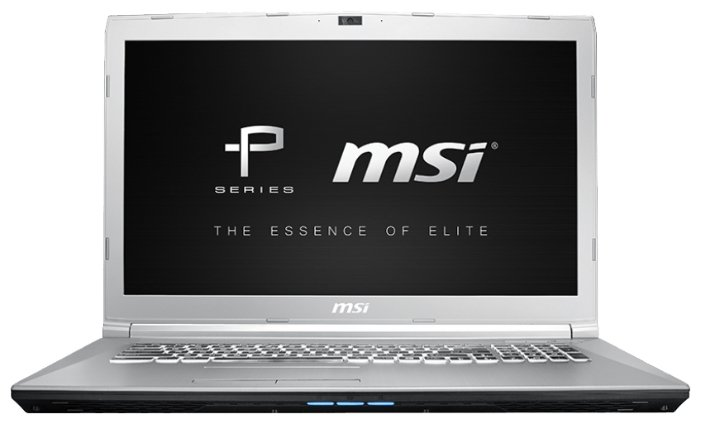 Ноутбук MSI PE72 7RD (Intel Core i5 7300HQ 2500 MHz/17.3