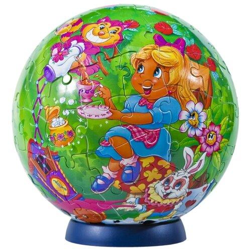 3D-пазл Step puzzle StepBall Алиса в стране чудес (98118), 108 дет. пазл step puzzle park