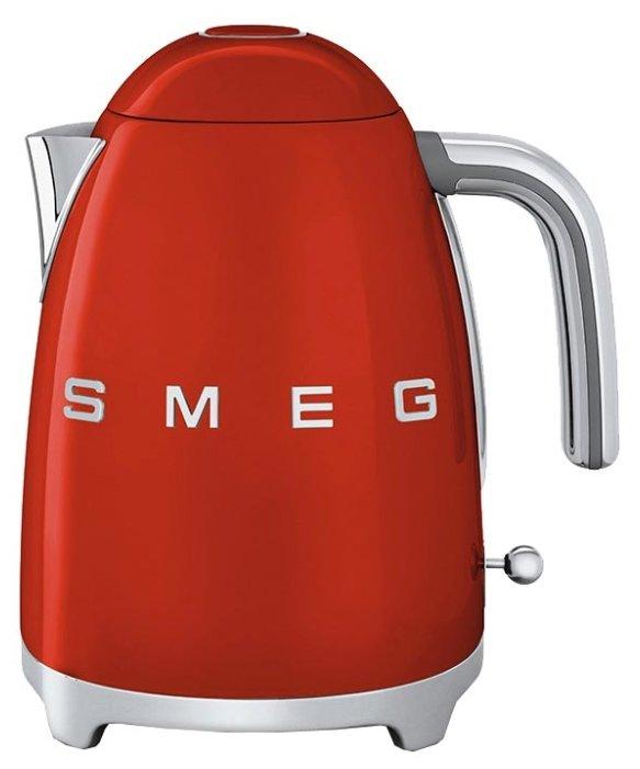 Купить Чайник smeg KLF03, красный по низкой цене с доставкой из Яндекс.Маркета (бывший Беру)