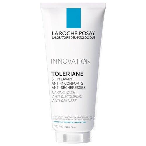 La Roche-Posay гель-уход очищающий для умывания Toleriane, 200 мл la roche posay toleriane ultra contour yeux