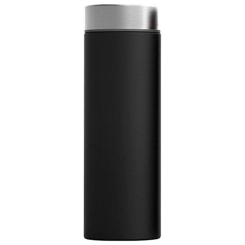 Классический термос Asobu Le baton travel, 0.5 л черный/стальной