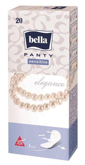 Bella прокладки ежедневные Panty sensitive elegance