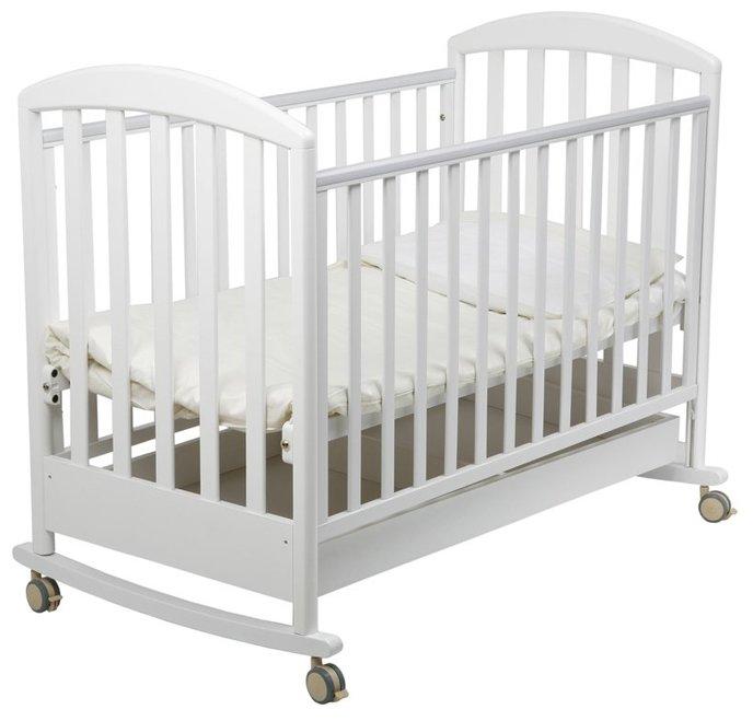 Кроватка Papaloni Джованни (качалка)