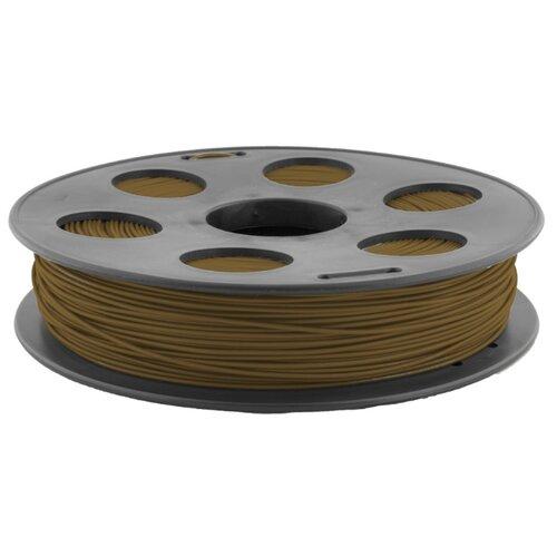 PLA пруток BestFilament 1.75 мм коричневый 0.5 кг  - купить со скидкой