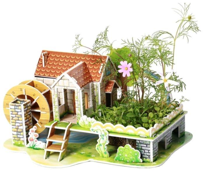 3D-пазл Zilipoo 3D Радужный дом (Z-006) , элементов: 29 шт.
