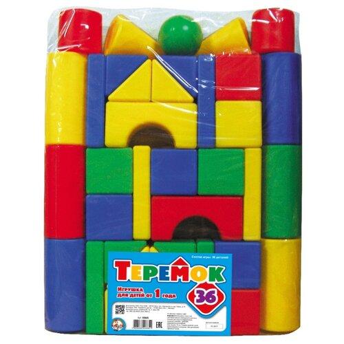 Купить Кубики Десятое королевство Теремок-36 00885, Детские кубики