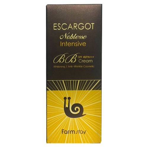 Escargot Noblesse Intensive BB крем BB Cream 50 гр Farmstay