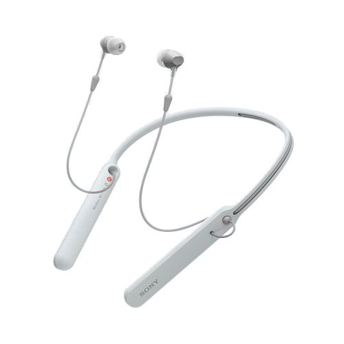 Беспроводные наушники Sony WI-C400, white беспроводные наушники sony wi c310 white