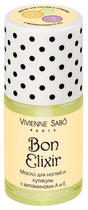 Масло Vivienne Sabo Bon Elixir для ногтей и кутикулы с витаминами А и Е