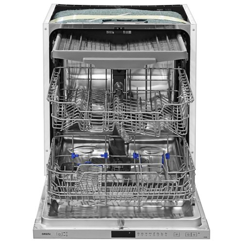 Посудомоечная машина Ginzzu DC608 встраиваемая посудомоечная машина hansa zim 414 lh