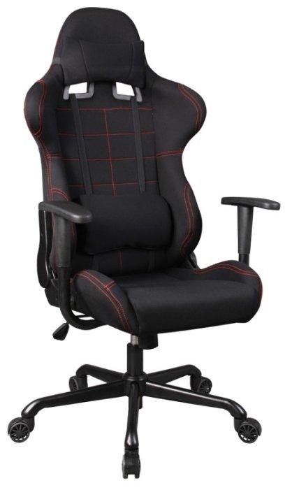 Компьютерное кресло Бюрократ 771 игровое — стоит ли покупать? Выбрать на Яндекс.Маркете