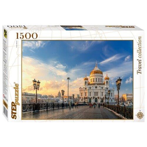 Купить Пазл Step puzzle Travel Collection Храм Христа Спасителя (83053), 1500 дет., Пазлы