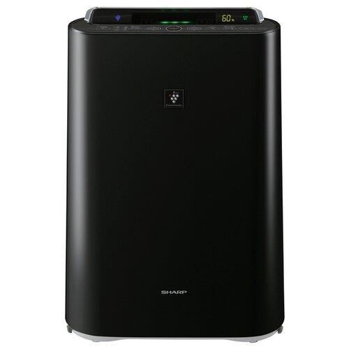 Мойка воздуха Sharp KC-D41RW/RB, черный очиститель увлажнитель воздуха sharp kc d61rw белый