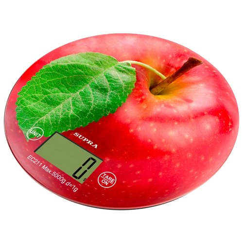 Кухонные весы SUPRA BSS-4300 яблоко