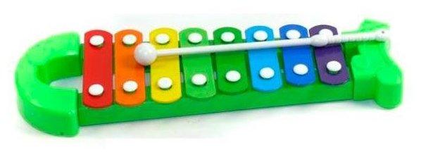 Shantou Gepai ксилофон Гамма 8 тонов 30162AB