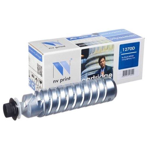 Фото - Картридж NV Print 1270D для Ricoh, совместимый картридж nv print sp310 magenta для ricoh совместимый
