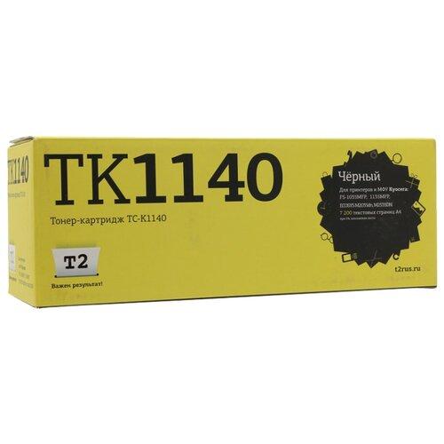 Фото - Картридж T2 TC-K1140, совместимый картридж t2 tc hcf412x совместимый